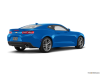 2016 Chevrolet Camaro coupe 1LT | Photo 2 | Hyper Blue Metallic