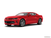 2016 Chevrolet Camaro coupe 1LT | Photo 3 | Red Hot