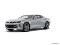 2016 Chevrolet Camaro coupe 1LT | Photo 3 | Silver Ice Metallic