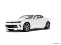 2016 Chevrolet Camaro coupe 1LT | Photo 3 | Summit White