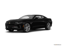 2016 Chevrolet Camaro coupe 1LT | Photo 3 | Black