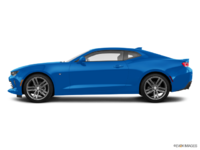 2016 Chevrolet Camaro coupe 2LT | Photo 1 | Hyper Blue Metallic