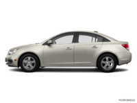 2016 Chevrolet Cruze Limited 1LT | Photo 1 | Champagne Silver Metallic