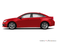 2016 Chevrolet Cruze Limited 2LT | Photo 1 | Red Hot
