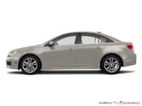 2016 Chevrolet Cruze Limited 2LT | Photo 1 | Champagne Silver Metallic