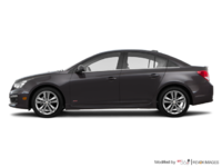 2016 Chevrolet Cruze Limited 2LT | Photo 1 | Tungsten Metallic