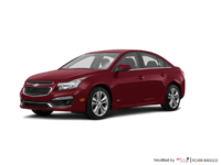 2016 Chevrolet Cruze Limited 2LT | Photo 3 | Siren Red