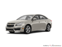 2016 Chevrolet Cruze Limited 2LT | Photo 3 | Champagne Silver Metallic