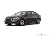 2016 Chevrolet Cruze Limited 2LT | Photo 3 | Tungsten Metallic