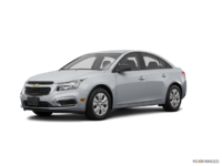 2016 Chevrolet Cruze Limited LS | Photo 3 | Silver Ice Metallic