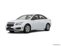 2016 Chevrolet Cruze Limited LS | Photo 3 | Summit White.