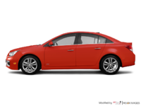 2016 Chevrolet Cruze Limited LTZ | Photo 1 | Red Hot