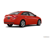 2016 Chevrolet Cruze Limited LTZ | Photo 2 | Red Hot
