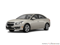 2016 Chevrolet Cruze Limited LTZ | Photo 3 | Champagne Silver Metallic