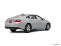 2016 Chevrolet Malibu LS | Photo 2 | Silver Ice Metallic
