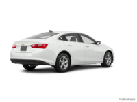 2016 Chevrolet Malibu LS | Photo 2 | Summit White