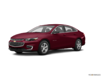 2016 Chevrolet Malibu LS | Photo 3 | Butte Red Metallic