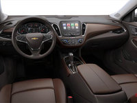 2016 Chevrolet Malibu PREMIER | Photo 3 | Dark Atmosphere/Loft Brown Perforated Leather