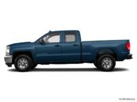 2016 Chevrolet Silverado 1500 WT | Photo 1 | Deep Ocean Blue Metallic