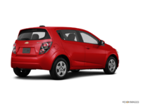 2016 Chevrolet Sonic Hatchback LS | Photo 2 | Red Hot