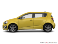 2016 Chevrolet Sonic Hatchback RS | Photo 1 | Bright Yellow