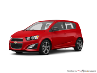 2016 Chevrolet Sonic Hatchback RS | Photo 3 | Red Hot