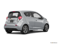 2016 Chevrolet Spark Ev 1LT | Photo 2 | Silver Ice Metallic