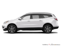 2016 Chevrolet Traverse 2LT | Photo 1 | Summit White