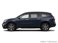 2016 Chevrolet Traverse 2LT | Photo 1 | Blue Velvet Metallic