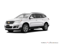 2016 Chevrolet Traverse 2LT | Photo 3 | Summit White