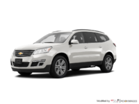 2016 Chevrolet Traverse 2LT | Photo 3 | Iridescent Pearl