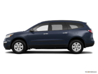 2016 Chevrolet Traverse LS | Photo 1 | Blue Velvet Metallic