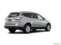 2016 Chevrolet Traverse LS | Photo 2 | Silver Ice Metallic
