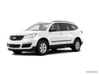 2016 Chevrolet Traverse LS | Photo 3 | Summit White