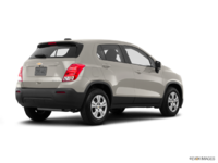 2016 Chevrolet Trax LS | Photo 2 | Champagne Silver Metallic