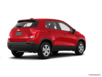 2016 Chevrolet Trax LS | Photo 2 | Red Hot
