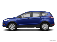 2016 Ford Escape S | Photo 1 | Deep Impact Blue