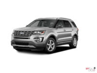 2016 Ford Explorer XLT | Photo 3 | Ingot Silver