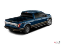 2016 Ford F-150 KING RANCH | Photo 2 | Blue Jeans/Caribou