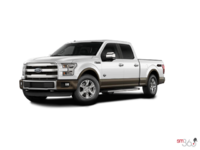 2016 Ford F-150 KING RANCH | Photo 3 | Oxford White/Caribou