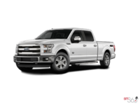 2016 Ford F-150 KING RANCH | Photo 3 | White Platinum