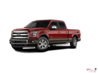 2016 Ford F-150 KING RANCH | Photo 3 | Ruby Red/Caribou