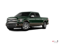 2016 Ford F-150 KING RANCH | Photo 3 | Green Gem/Caribou