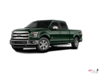 2016 Ford F-150 KING RANCH | Photo 3 | Green Gem
