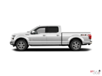2016 Ford F-150 KING RANCH | Photo 1 | White Platinum