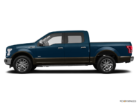 2016 Ford F-150 LARIAT | Photo 1 | Blue Jeans/Caribou