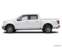 2016 Ford F-150 LARIAT | Photo 1 | White Platinum