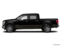 2016 Ford F-150 LARIAT | Photo 1 | Shadow Black/Caribou