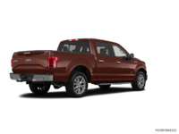 2016 Ford F-150 LARIAT | Photo 2 | Bronze Fire