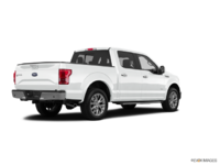 2016 Ford F-150 LARIAT | Photo 2 | Oxford White